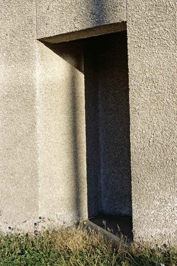 Doorway, Vancouver, 2007