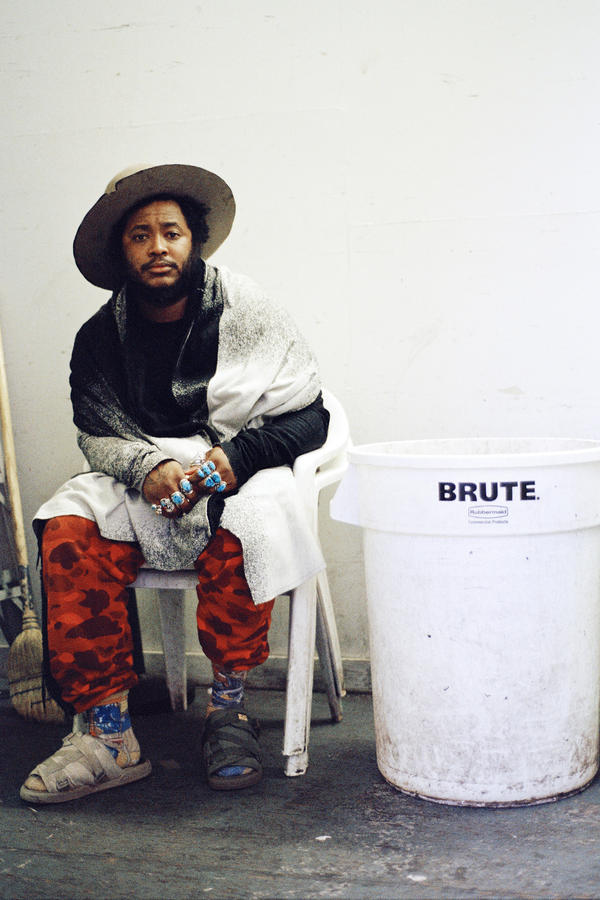 Thundercat, The Wire, 2016